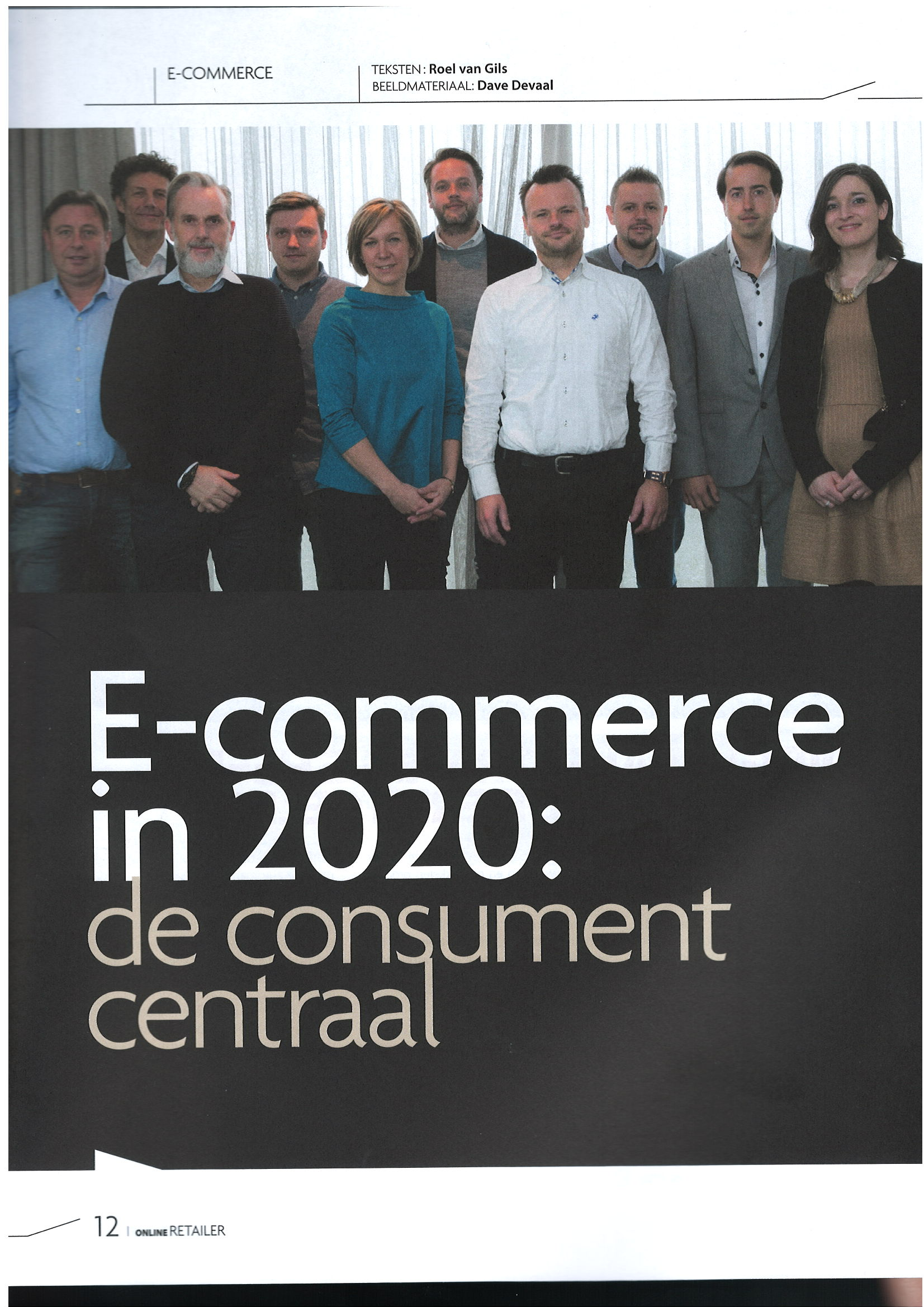 E-commerce in 2020: de consumente centraal p1